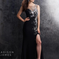 Hollywood Inspired Madison James Prom Dress 15-173