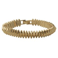House of Harlow 1960 Jewelry Kay Marquise Bracelet