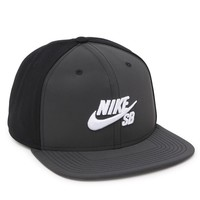 Nike SB Reflective Snapback Hat - Mens Backpack - Black - One