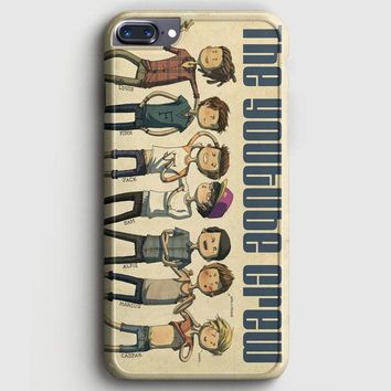 British Youtubers Crew In Art iPhone 7 Plus Case