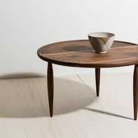 JOINERY - Large Walnut Sun Table by Tenebras - HOME