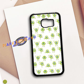Mike Wallpaper Monsters Inc Samsung Galaxy S6 Case Planetscase.com