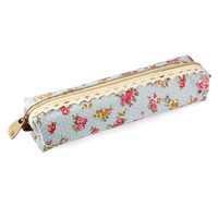 1PC Flower Print Lace Makeup Cosmetic Bag Pouch travel organizer make up cosmetic bags maleta de maquiagem sac a main