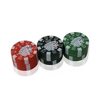 3 Layers Tobacco Grinder Herbal Herb Weed Cigar Crusher Hand Muller 3C