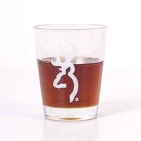Browning Buckmark Shot Glass