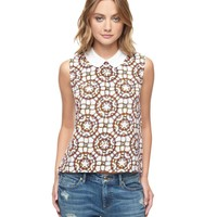 Maritime Peter Pan Shell by Juicy Couture