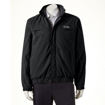 Chaps Brushed Microfiber Golf Jacket - Big & Tall, Size: