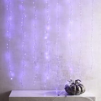 Purple Multi-Strand Curtain Glimmer Strings®
