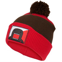 Domo - Face Striped Beanie