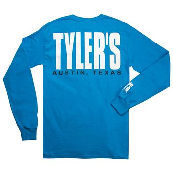 TYLER'S Long Sleeve Tee - Austin