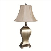 White Table Lamp by CrownMark