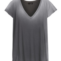 AVANT TOI Faded Grey Coated oversize t-shirt - What's new