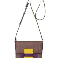 Rainbow Colors Bag Collection Woman: Paisley Crossbody Bag | Etro