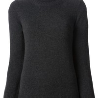 Valentino funnel neck sweater