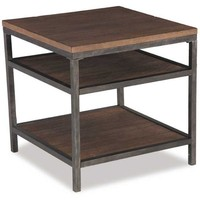 American Furniture Warehouse -- Virtual Store -- West Ranch End Table