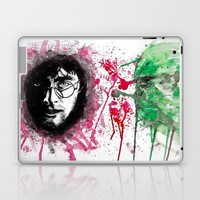 """The Past Stays with You: Harry Potter"" Laptop & iPad Skin by Trinity Bennett 