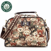 Fashion Jazz Bag Commuter Bag Tote Clutch Bag Trolley Bags