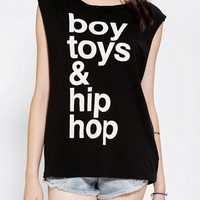 Urban Outfitters - Married To The Mob X UO Boy Toys Muscle Tee