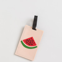 Lola Watermelon Luggage Tag