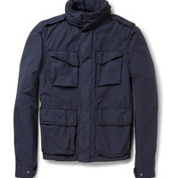 Aspesi - Woven Field Jacket | MR PORTER