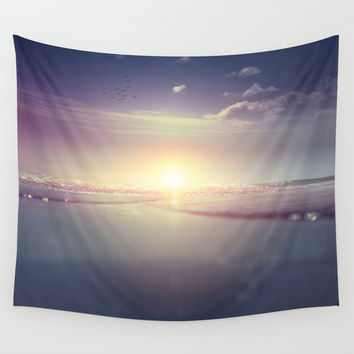 Fuel Wall Tapestry by HappyMelvin
