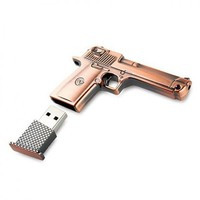 Pistol Gun USB Flash Drive
