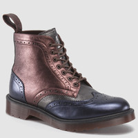 ANTHONY NAVY+PEWTER+OXBLOOD ANILMORBIDO