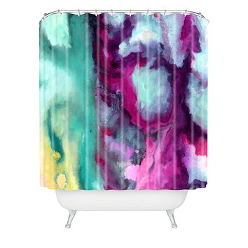 Jacqueline Maldonado Armor Shower Curtain