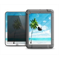 The Paradise Beach Palm Tree Apple iPad Air LifeProof Fre Case Skin Set