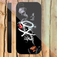 XO The Weeknd custom design available for iphone 4/4s,5/5s/5c and samsung galaxy S3/S4/S5 case