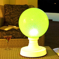 "18"" Portable Color Changing LED Table Lamp"