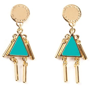 Marc By Marc Jacobs Figurine Earrings