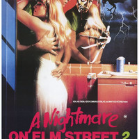 Nightmare on Elm Street 2: Freddy's Revenge 11x17 Movie Poster (1985)