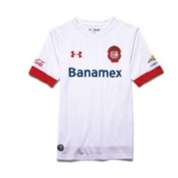 Under Armour Boys' Toluca Replica Away 15/16 Jersey
