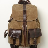 Sandast Womens Falcon Backpack - Olive, One Size