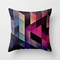 snypdryyms Throw Pillow by Spires