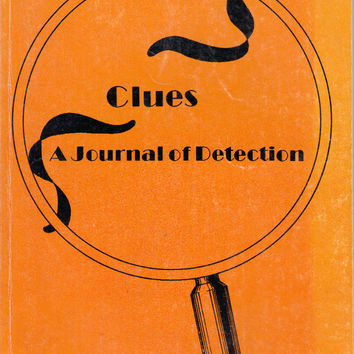 Clues: A Journal of Detection 3:2 Fall/Winter 1982