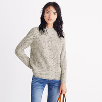 Donegal Northfield Mockneck Sweater : shopmadewell gifts | Madewell