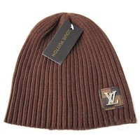 Louis Vuitton Women Men Fashion Simple Casual Hat Cap-3