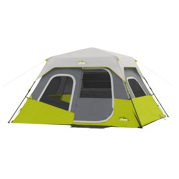 6-person Instant Cabin Tent CORE 6-person Instant Cabin Tent