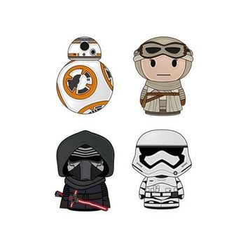 itty bittys Star Wars Enamel Collector Pin Set
