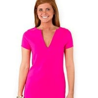 Light Bright Dress - FUSCHIA
