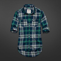 Maya Flannel Shirt