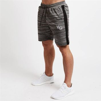DANT BULUN NEW Summer Cool mens shorts Professional Fitness Bodybuilding fashion Casual gyms workout Crossfit Brand short pants