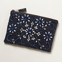 Jeweled Arcadia Pouch