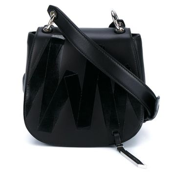 CHRISTOPHER KANE | Leather Cross Body Bag | Womenswear | Browns Fashion