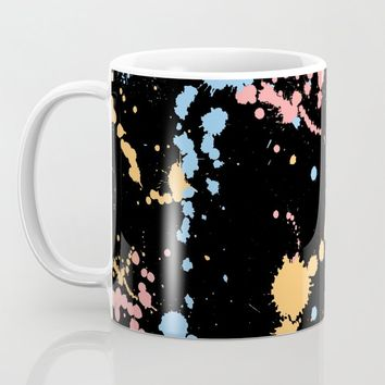 Spatter Coffee Mug by duckyb