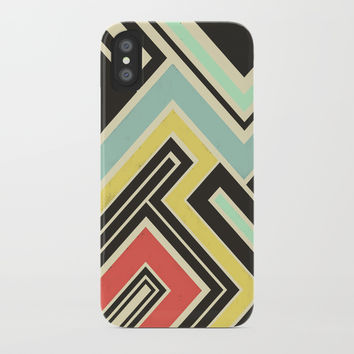 STRPS III iPhone Case by Metron
