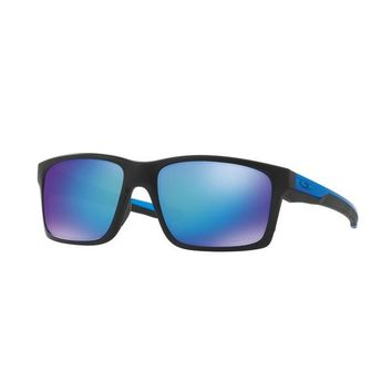 OAKLEY Mainlink Polarized Prizm Sapphire Sunglasses OO9264-25
