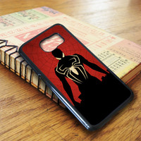 Spiderman Super Heroes Samsung Galaxy S6 Edge Case